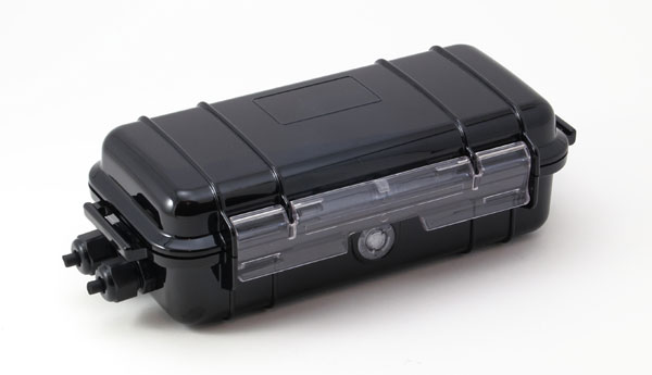 Low Profile Weatherproof Case for XR5-SE Data Logger