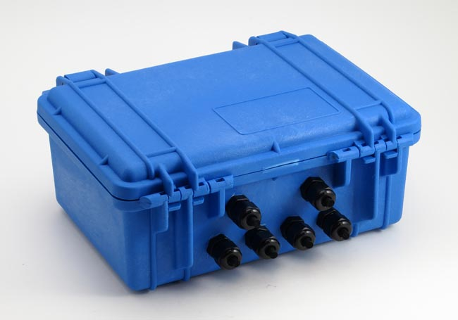 EC55 Heavy Duty Weatherproof Case for XR5 Data Logger