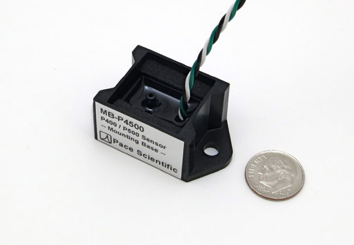 Optional Mounting Base for P500 Barometric Pressure Sensor
